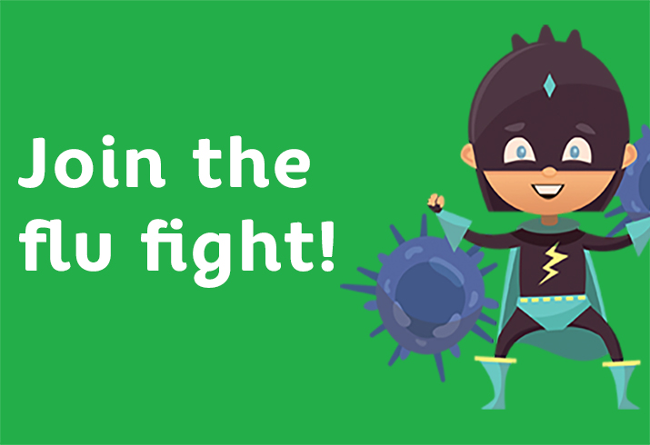 Join the flu fight